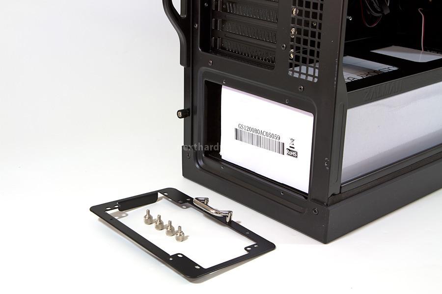 Zalman gs1200 sobria eleganza 1 packaging e bundle for 2 box auto di grandi dimensioni
