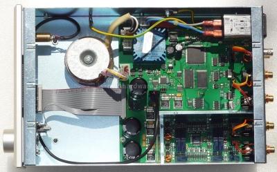 Weiss DAC202 2. Progetto e circuito interno 1