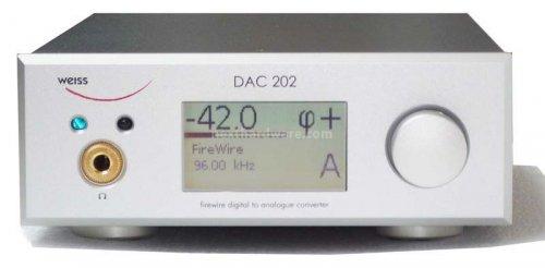Weiss DAC202 1. Prima panoramica del DAC202 3