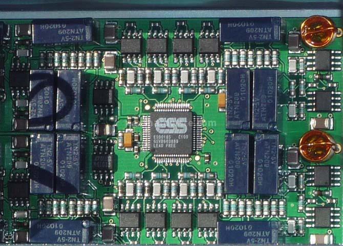 Weiss DAC202   2. Progetto e circuito interno