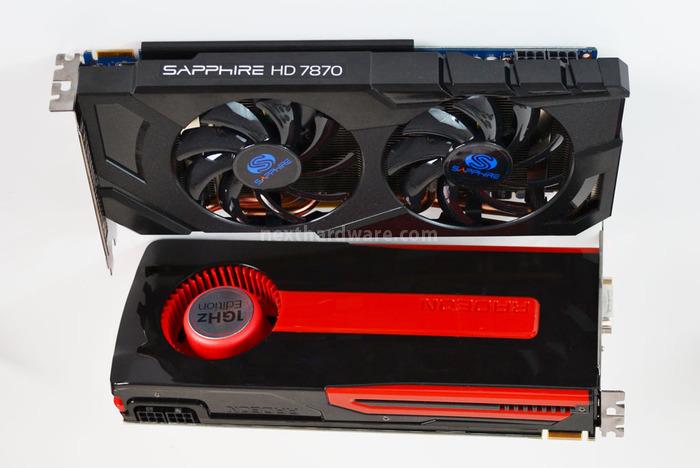 Roundup Sapphire HD 7000 3. Sapphire Radeon HD 7870 OC 1