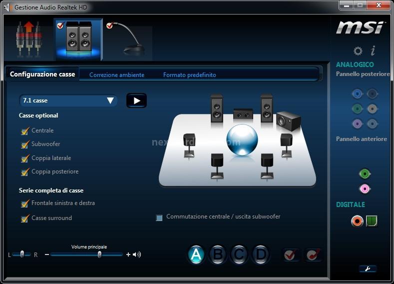 Azalia audio controller