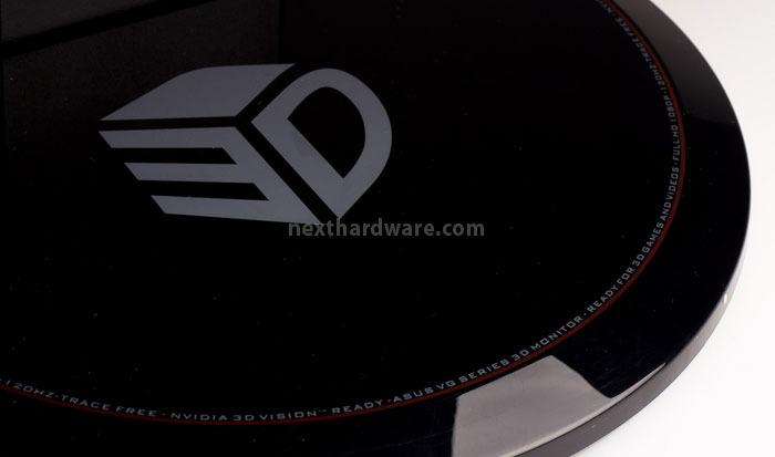 img ASUSVG278HBase3D 2034467149699714233 ASUS VG278H 120Hz e NVIDIA 3D Vision 2 Un 27 con tecnologia 3D Light