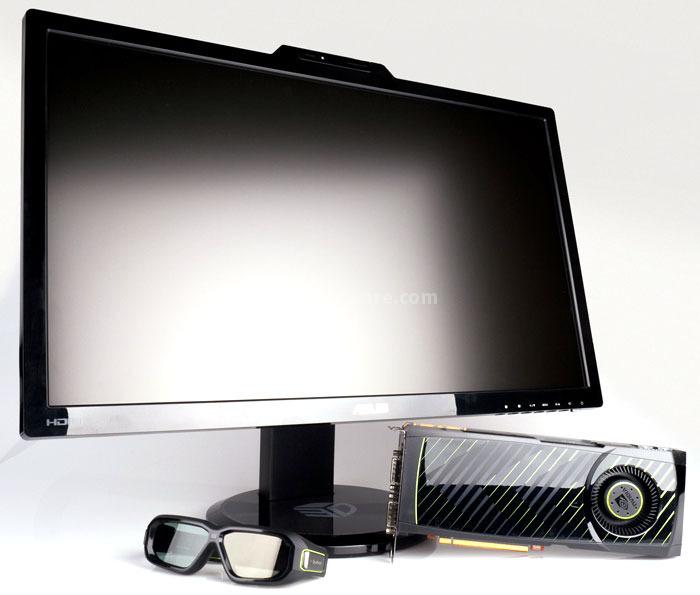 img ASUSVG278HNVIDIA3DVIsion2 24714333320161184 ASUS VG278H 120Hz e NVIDIA 3D Vision 2 Un 27 con tecnologia 3D Light