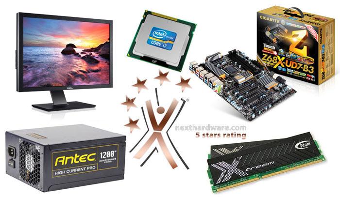 Sapphire Radeon HD 7970 6GB Toxic Edition 3. Metodologia di prova 1
