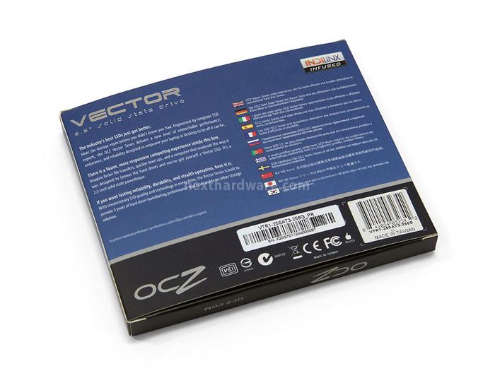 OCZ Vector 256GB: Day One 1. Confezione & Bundle 2