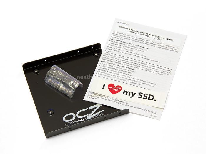 OCZ Vector 256GB: Day One 1. Confezione & Bundle 5