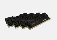 Un kit di ram ad alta densità dedicate al gaming per piattaforme Intel e AMD di fascia alta.
