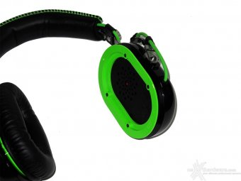 Razer BlackShark - Expert 2.0 Gaming Headset 2. A closer look - parte prima 8