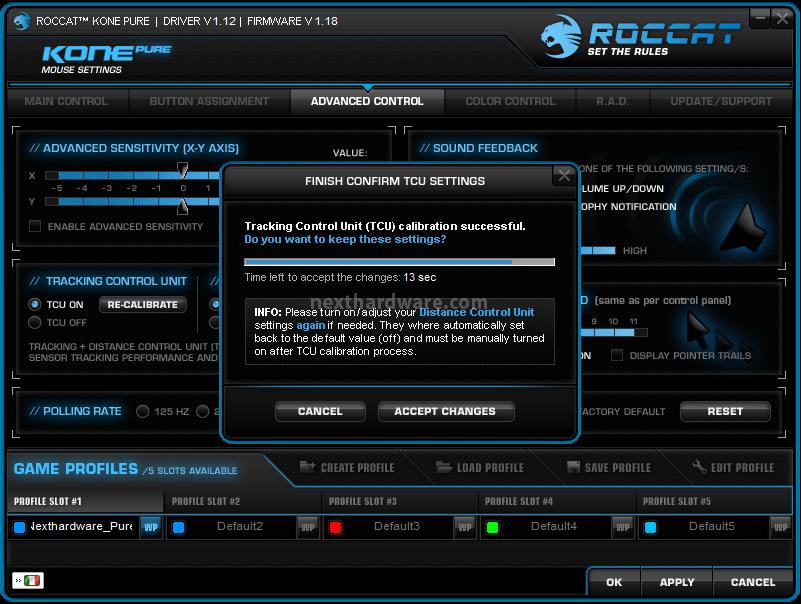 Roccat Kone Pure | 4. Software | Recensione