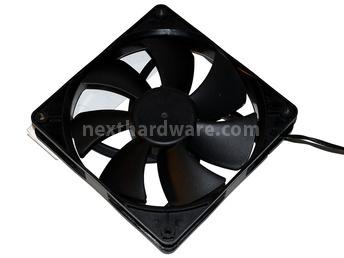Cooler Master V1000 80Plus Gold 6. Interno: dissipatori & ventole 2