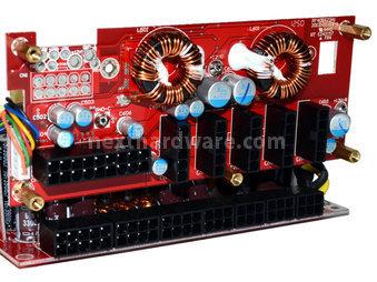 Cooler Master V1000 80Plus Gold 4. Componentistica & Layout - Parte 1 8