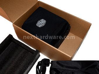 Cooler Master V1000 80Plus Gold 1. Confezione & Specifiche Tecniche 6