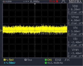 Cooler Master V1000 80Plus Gold 12. Accensione e ripple 10
