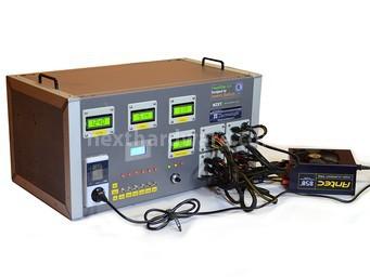 Cooler Master V1000 80Plus Gold 8. Metodologia di test 1