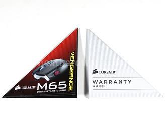 Corsair Vengeance M65 & MM400 1. Packaging e Bundle 4