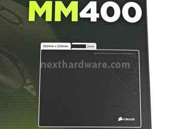 Corsair Vengeance M65 & MM400 1. Packaging e Bundle 8