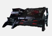 Robustezza e flessibilità d'uso al limite con uno Strike-X messo completamente a nudo.