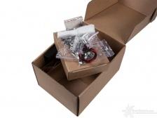 Microcool Banchetto 101 Rev. 3 Acrylic Black 1. Unboxing 10