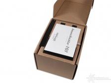 Microcool Banchetto 101 Rev. 3 Acrylic Black 1. Unboxing 4