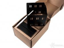 Microcool Banchetto 101 Rev. 3 Acrylic Black 1. Unboxing 6