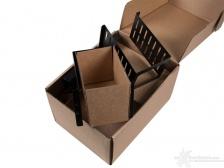 Microcool Banchetto 101 Rev. 3 Acrylic Black 1. Unboxing 9