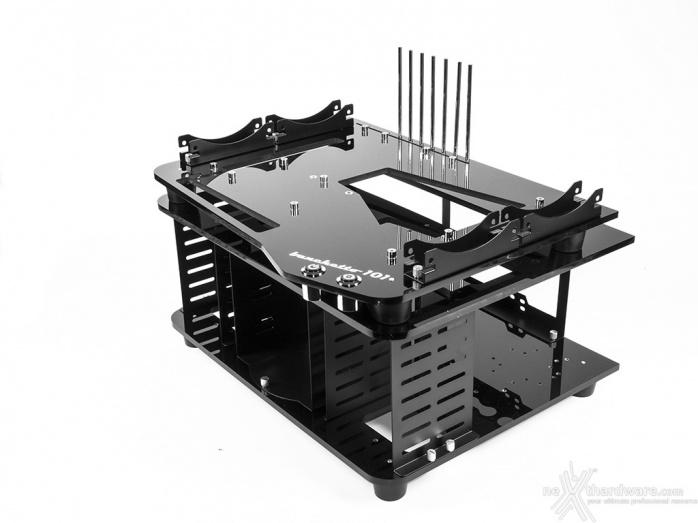 Microcool Banchetto 101 Rev. 3 Acrylic Black 6. Montaggio - Parte terza 4