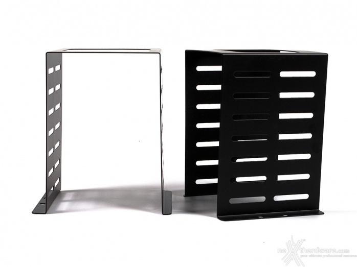 Microcool Banchetto 101 Rev. 3 Acrylic Black 2. Supporti e accessori 3
