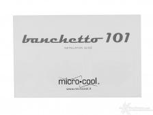 Microcool Banchetto 101 Rev. 3 Acrylic Black 1. Unboxing 12