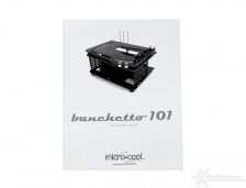 Microcool Banchetto 101 Rev. 3 Acrylic Black 1. Unboxing 13