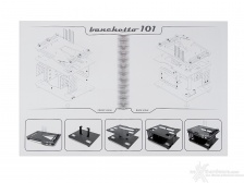 Microcool Banchetto 101 Rev. 3 Acrylic Black 1. Unboxing 15