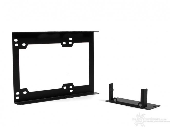 Microcool Banchetto 101 Rev. 3 Acrylic Black 3. Supporti e accessori - Parte seconda 1