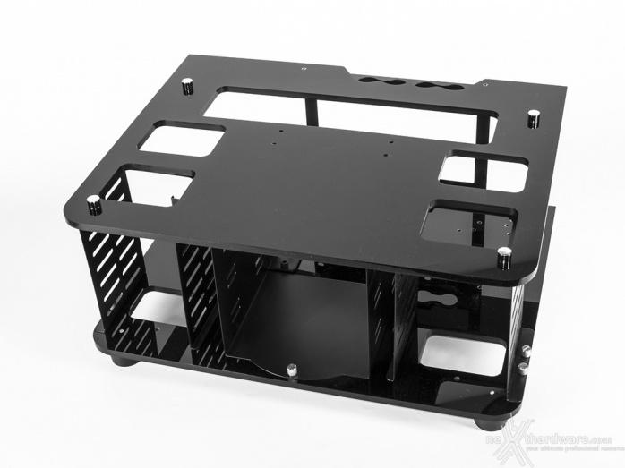 Microcool Banchetto 101 Rev. 3 Acrylic Black 5. Montaggio - Parte seconda 6