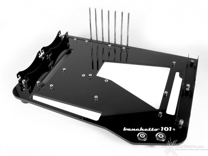 Microcool Banchetto 101 Rev. 3 Acrylic Black 6. Montaggio - Parte terza 2