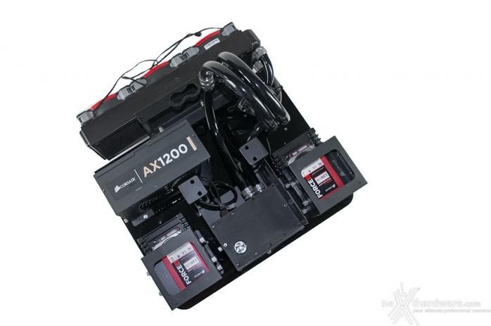 Microcool Banchetto 101 Rev. 3 Acrylic Black 9. Assemblaggio hardware - Parte terza 1