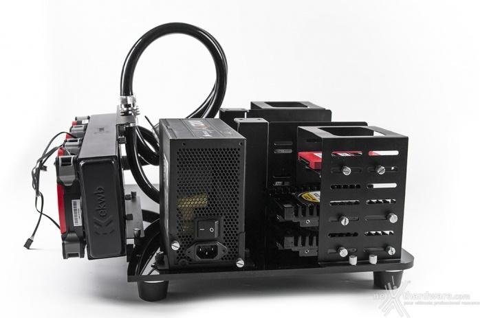 Microcool Banchetto 101 Rev. 3 Acrylic Black 8. Assemblaggio hardware - Parte seconda 5