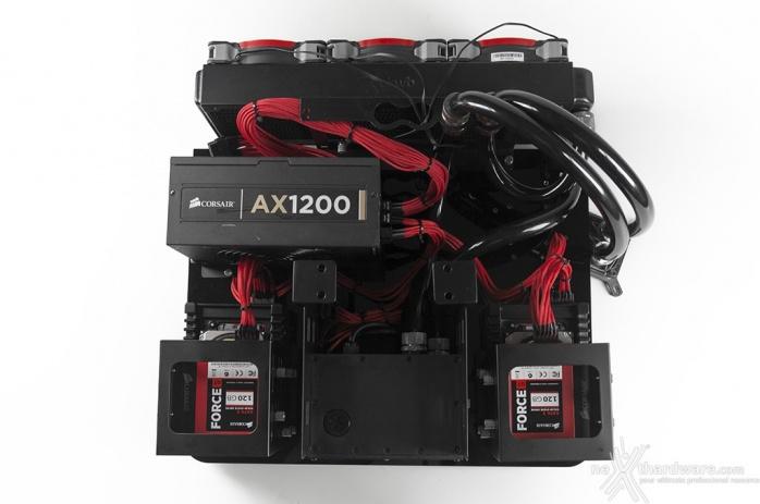 Microcool Banchetto 101 Rev. 3 Acrylic Black 9. Assemblaggio hardware - Parte terza 2