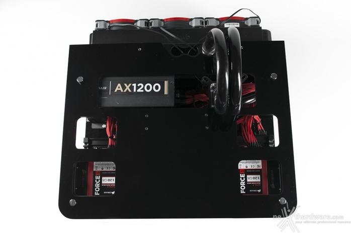 Microcool Banchetto 101 Rev. 3 Acrylic Black 9. Assemblaggio hardware - Parte terza 3