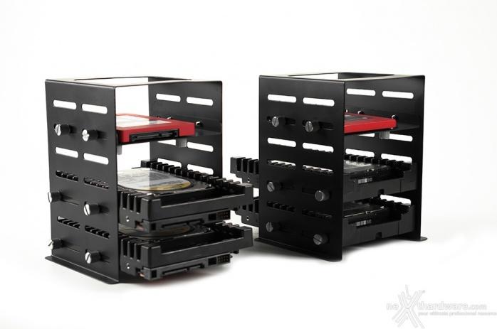 Microcool Banchetto 101 Rev. 3 Acrylic Black 8. Assemblaggio hardware - Parte seconda 1