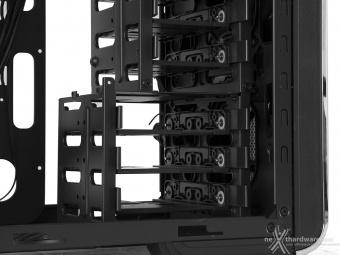 Cooler Master CM 690 III 6. Supporti unità di storage 2
