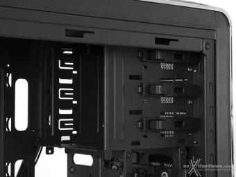 Cooler Master CM 690 III 6. Supporti unità di storage 15