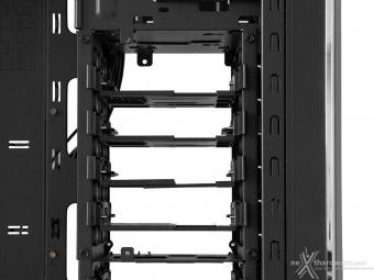 Cooler Master CM 690 III 6. Supporti unità di storage 4
