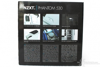 NZXT Phantom 530  1. Packaging e bundle 2