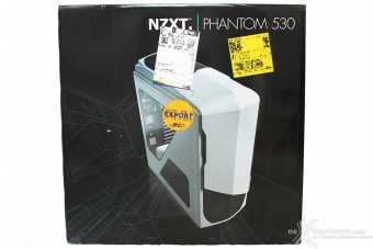 NZXT Phantom 530  1. Packaging e bundle 1