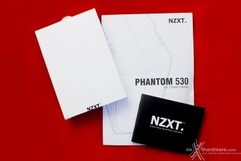NZXT Phantom 530  1. Packaging e bundle 5