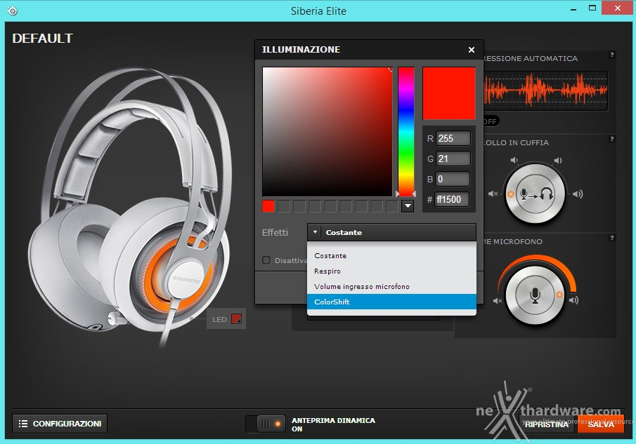 Steelseries siberia elite 5 software di gestione for Recensioni di software planimetrie