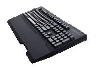 Switch Cherry MX Brown e design accattivante per la seconda versione di una delle tastiere meccaniche di maggior successo sul mercato.