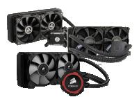 I pesi massimi di Cooler Master, Corsair ed Enermax a confronto per prestazioni e rumore prodotto ...