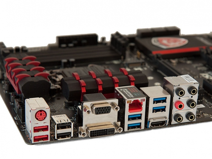 Z97 GAMING 5  Motherboard  The world leader in