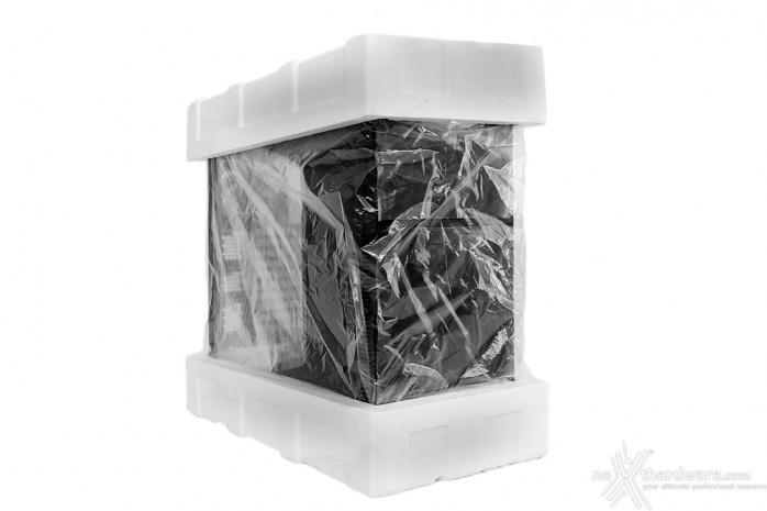 Nanoxia Deep Silence 5 1. Packaging e Bundle 3